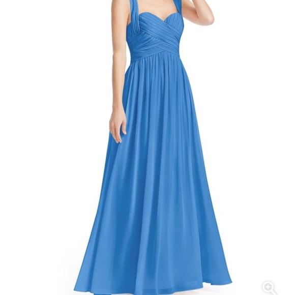 7a20bbc5d35 Azazie  Cameron  dress size 8